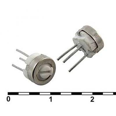 Подстроечный резистор 3329H 0,5W 100ом (аналог СП3-19а)