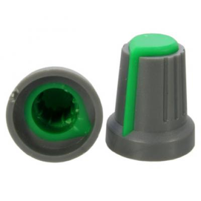 Приборная ручка RR4817 (6mm зеленый)
