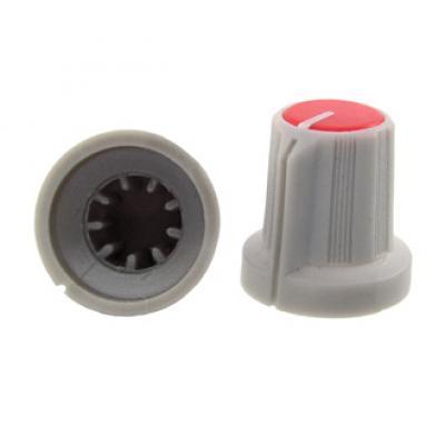 Приборная ручка RR4836 (6mm красный)