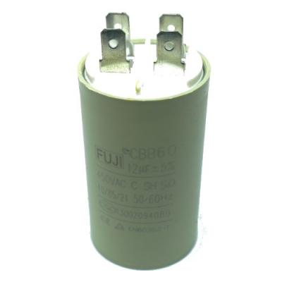 Пусковой конденсатор 12uf/450v FUJI CBB60 35x60mm