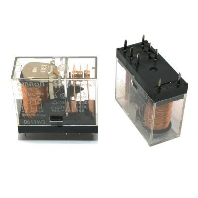 Реле электромеханическое G2R-1-E 12VDC 1гр-16А