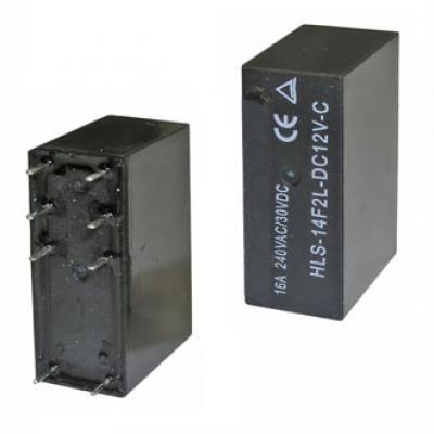 Реле электромеханическое 14F2 (845) 12VDC 16A