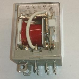 Реле электромеханическое HJQ-13F-2Z 12VDC