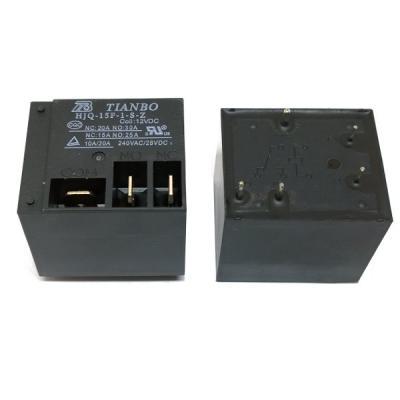 Реле электромеханическое HJQ-15F-1-S-Z 12VDC