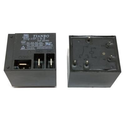 Реле электромеханическое HJQ-15F-1-S-Z 24VDC