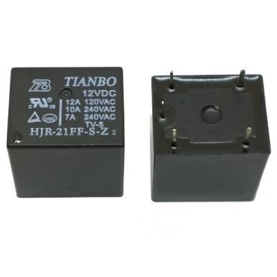 Реле электромеханическое HJR-21FF-S-Z 12VDC