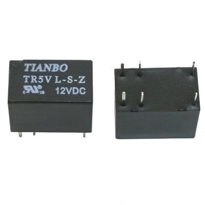 Реле электромеханическое TR5V L-S-Z 12VDC