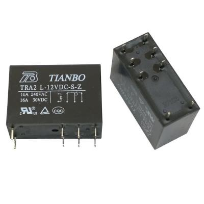 Реле электромеханическое TRA2 L-12VDC-S-Z