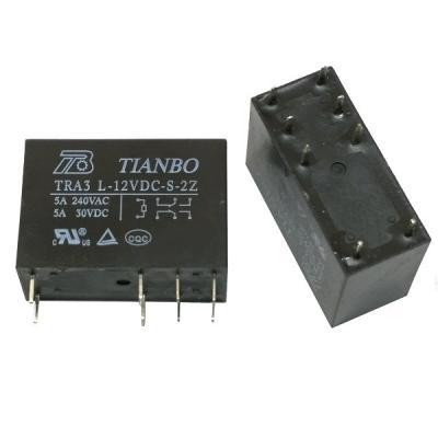 Реле электромеханическое TRA3 L-12VDC-S-2Z