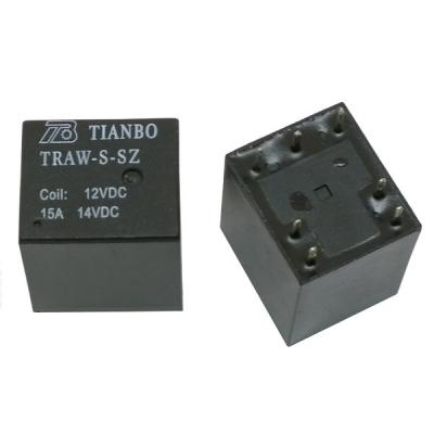 Реле электромеханическое TRAW-S-SZ-12VDC
