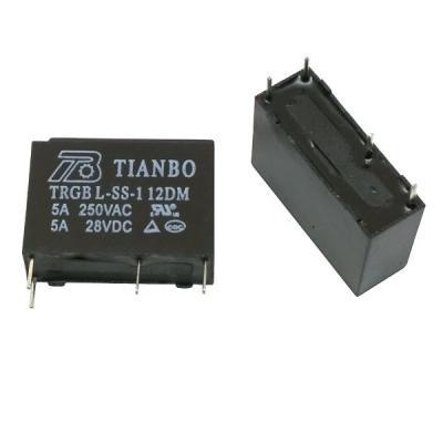 Реле электромеханическое TRGB L-SS-1 12DM (12VDC)