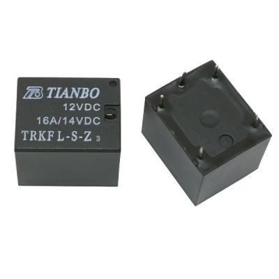 Реле электромеханическое TRKF L-S-Z 12VDC