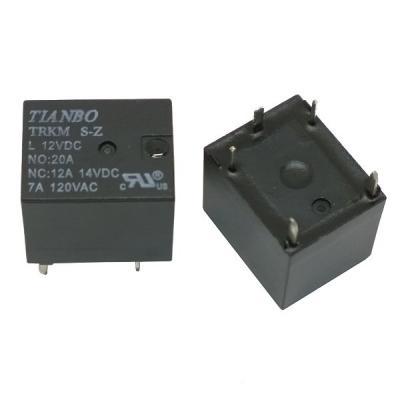 Реле электромеханическое TRKM S-Z-L 12VDC