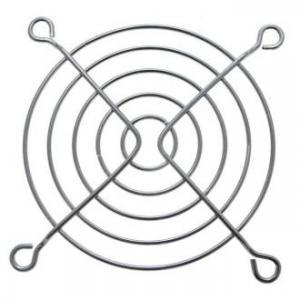 Решетка для вентилятора 80x80 металл