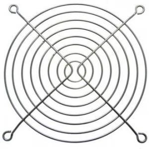 Решетка для вентилятора 120x120 металл