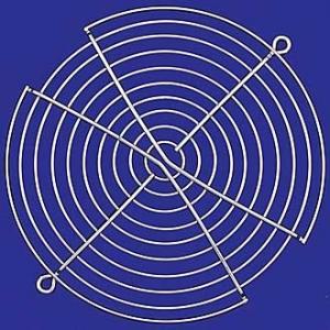 Решетка для вентилятора 150x170 металл