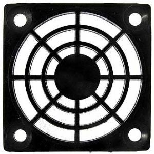 Решетка для вентилятора 40x40 пластик