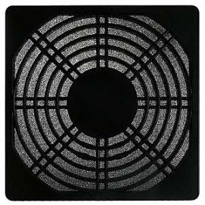Решетка для вентилятора 120x120 пластик с фильтром
