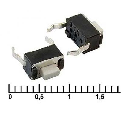 Тактовая кнопка 6x3x5 mm IT-0350