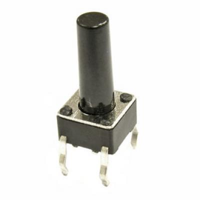 Тактовая кнопка 6x6x13 mm KAN0611-1301B