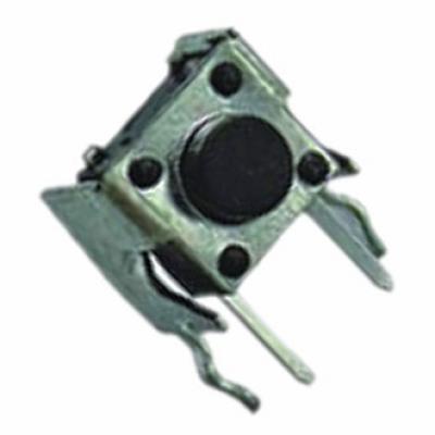 Тактовая кнопка 6x6x4.3 mm KAN0631-0501B угловая