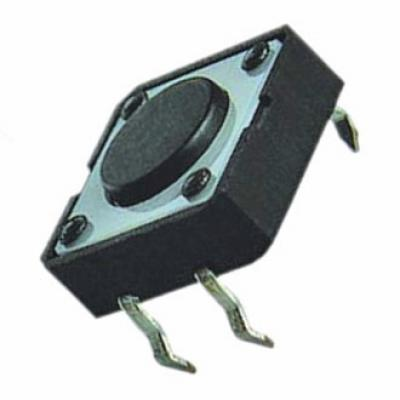 Тактовая кнопка 12x12x4.3 mm KAN1211-0431B