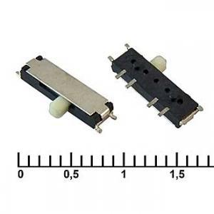SMD микропереключатель SMD IS 1300A-W