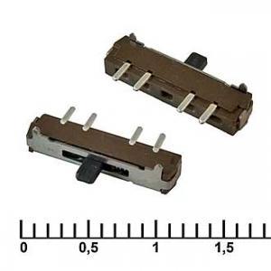 SMD микропереключатель SMD ISD-1370R1