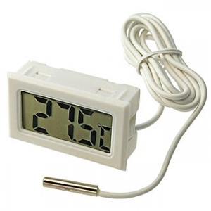 Термометр цифровой HT-1 white 2m