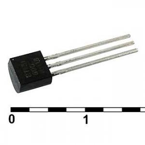 Тиристор BT131-600