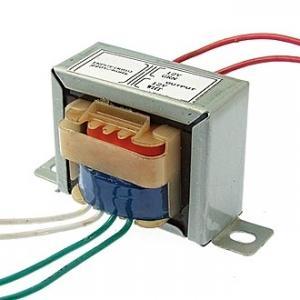 Трансформатор сетевой EI41*17 220v to 2x12V 3W
