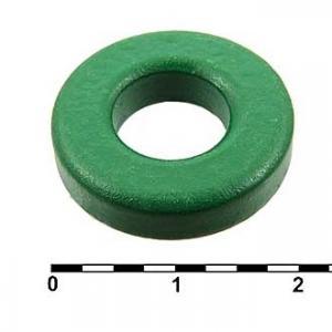 Ферритовое кольцо R20x10x5 PC40 painted