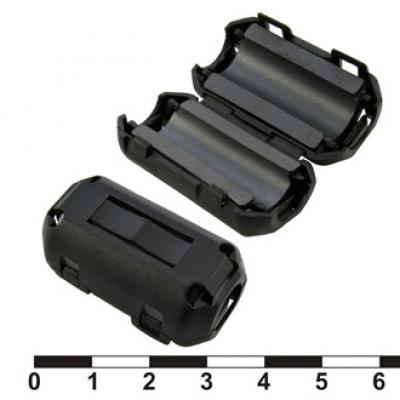 Ферритовый фильтр ZCAT2035-0930A-BK (black)