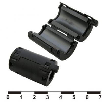 Ферритовый фильтр ZCAT2132-1130-BK (black)