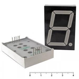 Цифровой индикатор KEM-18102BR (RED)