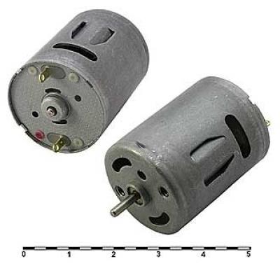 Электродвигатель R370-26100 3v