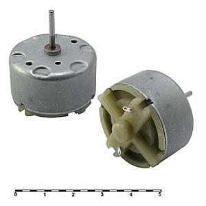 Электродвигатель R500-18280 3v