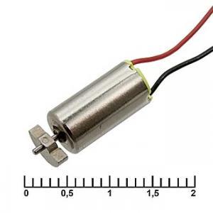 Электродвигатель (вибро) QX-6A 1.3V