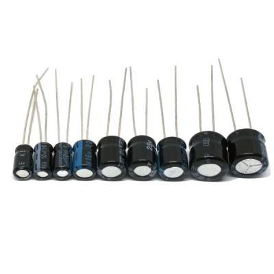 Конденсатор электролитический h=7mm 22uf/25v 6x7mm TS