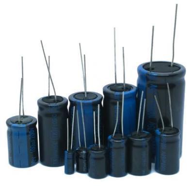 Конденсатор электролитический 4.7uf/350v 10x12.5mm TK 105°C