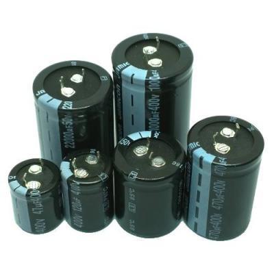 Конденсатор электролитический 120uf/400v 22x30mm LS 85°C