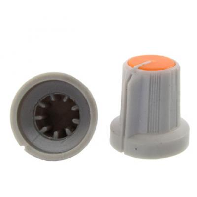 Приборная ручка RR4836 (6mm оранж.)