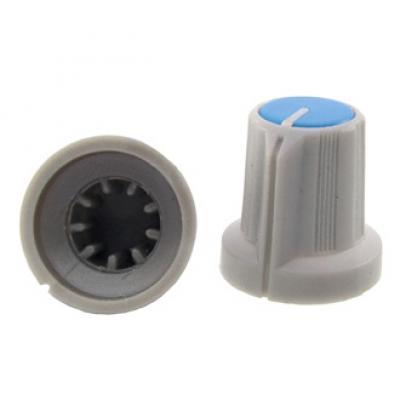 Приборная ручка RR4836 (6mm круг синий)