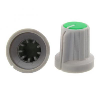 Приборная ручка RR4836 (6mm зеленый)
