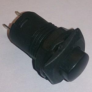Кнопочный переключатель D319 on-off (black)