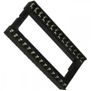 Панель для микросхем SCL28 dip-28 (2.54mm)