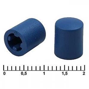 Колпачек для кнопки A61 Blue