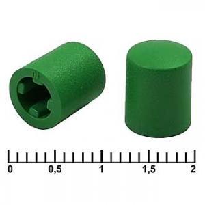 Колпачек для кнопки A61 Green