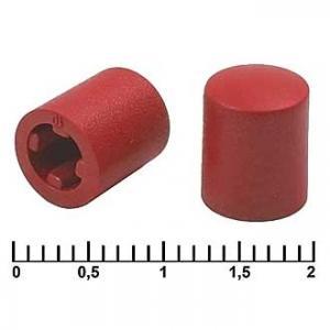 Колпачек для кнопки A61 Red