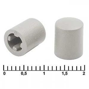 Колпачек для кнопки A61 White